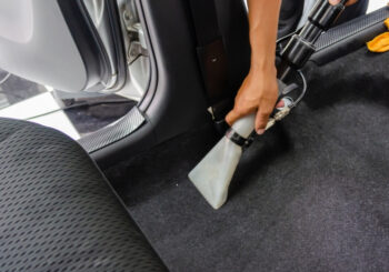 Cuidados com carpete automotivo